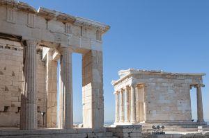 oude Griekse temples