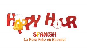 Logo van Happy Hour Spanish