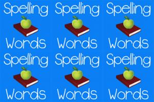 Logo Spelling Words