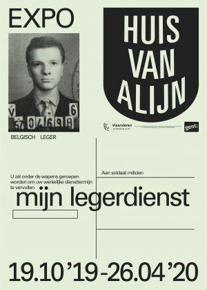 Campagnebeeld MIJN LEGERDIENST