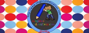Colorful logo of Imagenes Educativa
