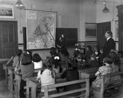 Oud klaslokaal