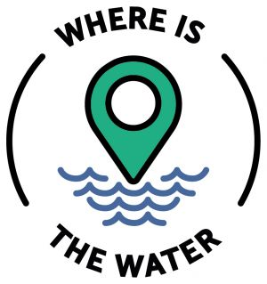 logo game Where is the Water?!