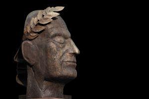 head of Caesar