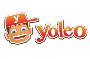Yoleo logo: male with cap