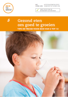 Cover NICE-to-know folder Tips en tricks voor kids van 6 tot 12