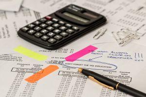 rekenmachine bij formulier loonadministratie