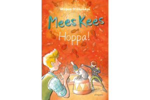 front cover of the book Mees Kees Hoppa