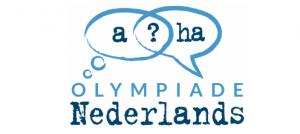 Logo van de Olympiade Nederlands