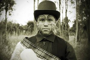 Maori, jongen