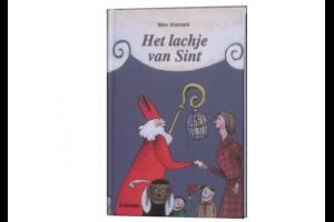 cover van het boek Het lachje van Sint