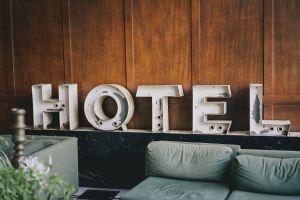 Hotelreceptie