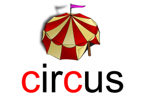 circus (prent en woord)