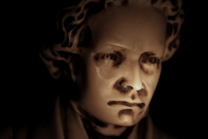 beeld van Beethoven