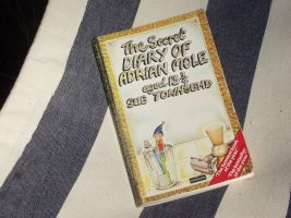Cover van het boek The secret diary of Adrian Mole