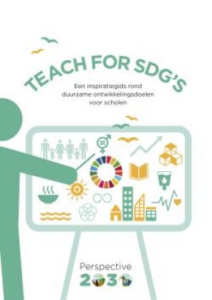 Cover inspiratiegids 'Teach for SDG's'