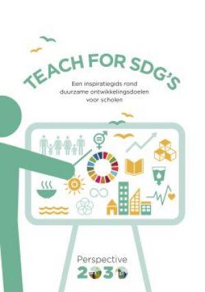 Cover inspiratiegids 'Teach for SDG's'