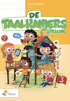 Cover handboek Taalkanjers 3