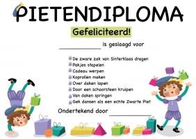 Screenshot pietendiploma