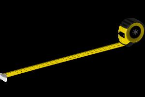 gele rolmeter