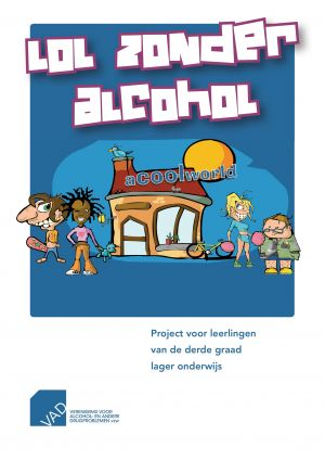 Cover LOL zonder alcohol