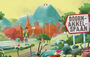 cover van het verhaal over Doornakkelspaan