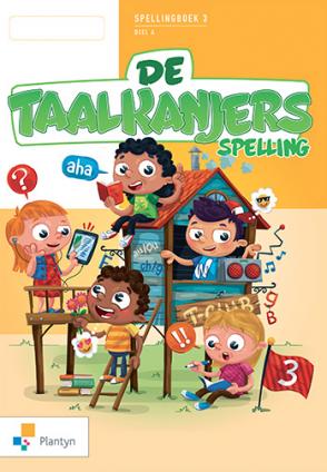 cover De Taalkanjers Spelling 3