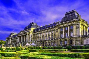 koninklijk paleis in België