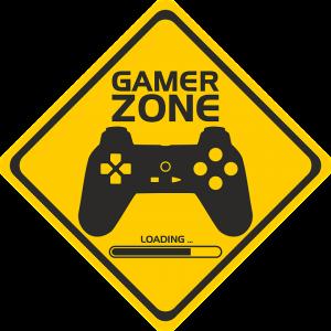 gevarenbord gamerzone