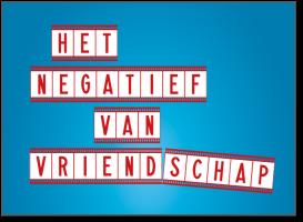 Logo Het negatief van vriendschap