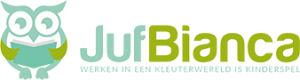 Logo website juf Bianca