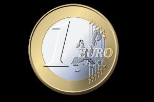 munt van 1 euro