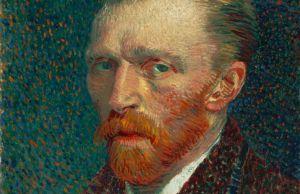 Zelfpofrtret VIncent Van Gogh