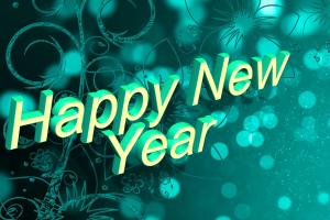 tekst happy new year