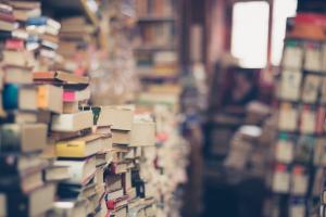kamer vol boeken