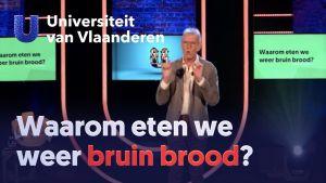 Waarom eten we weer bruin brood?