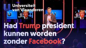 Had Trump president kunnen worden zonder Facebook?