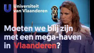 Moeten we blij zijn met een mega-haven in Vlaanderen?