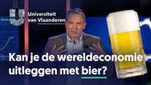 Kan je de wereldeconomie uitleggen met bier?