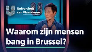 Waarom zijn mensen bang in Brussel?