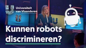 Kunnen robots discrimineren?