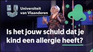 Is het jouw schuld dat je kind een allergie heeft?