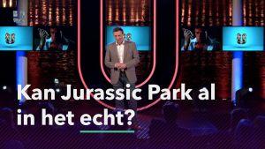 Kan Jurassic Park al in het echt?