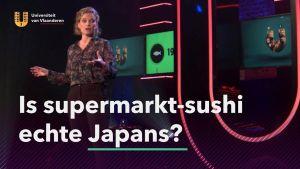 Is supermarkt-sushi echt Japans?