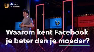 Waarom kent Facebook je beter dan je moeder?