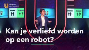 Kan je verliefd worden op een robot?