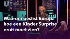 Waarom beslist Europa hoe een Kinder Surprise eruit moet zien?