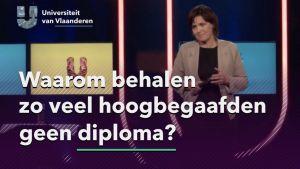 Waarom behalen zoveel hoogbegaafden geen diploma?