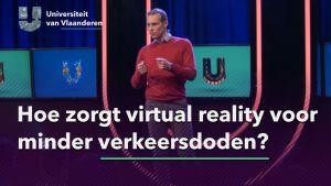 Hoe zorgt virtual reality voor minder verkeersdoden?