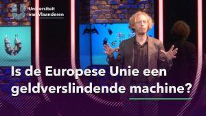 Is de Europese Unie een geldverslindende machine?